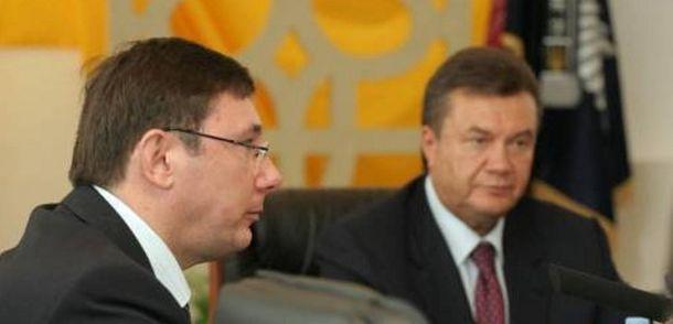 Юрий Луценко создает прецедент?