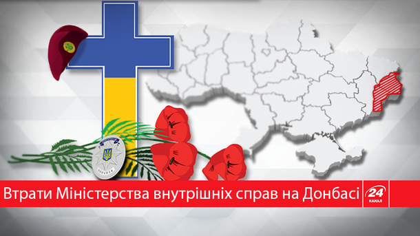 На Донбасі загинуло 189 бійців Нацгвардії