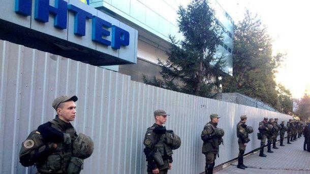 Правоохранители были готовы к новым акциям под