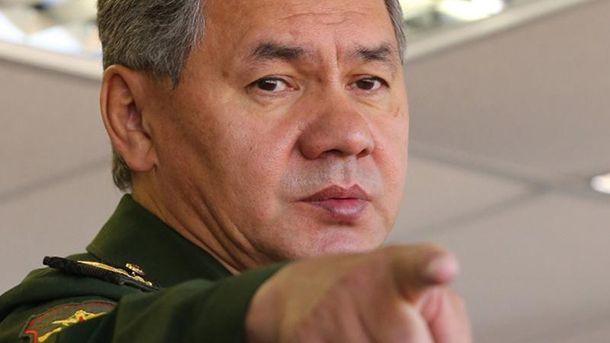 Министр обороны России