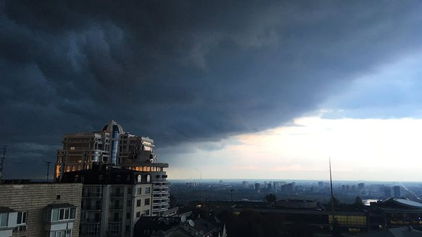 Гроза у Києві