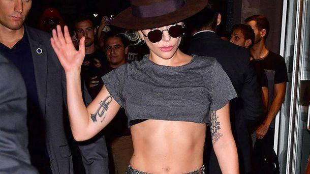Гага знову шокувала