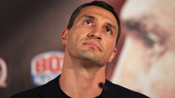 Владимир Кличко уже бы вышел на ринг