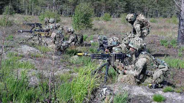 ВЛатвии объявили оповышенной готовности армии из-за действий Российской Федерации