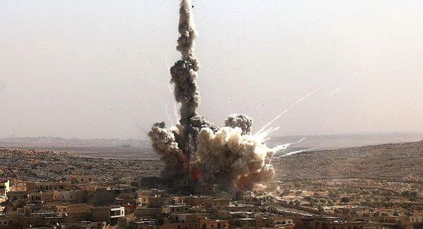 Зруйноване Алеппо