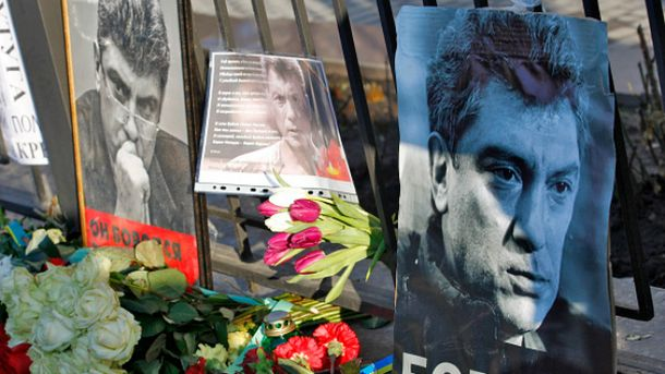 Нємцова вбили 27 лютого 2015 під стінами Кремля