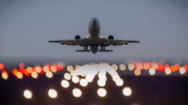 Літак (ілюстрація)