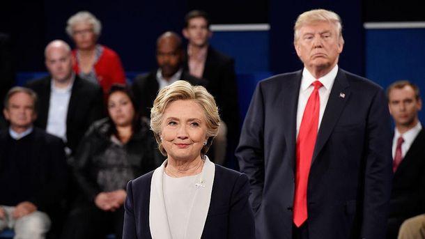Гілларі Клінтон звинувачує Росію у намаганні вплинути на вибори