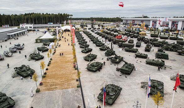 Російські танки
