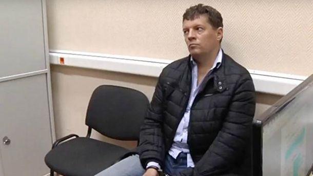 К Сущенко наконец допустили консула