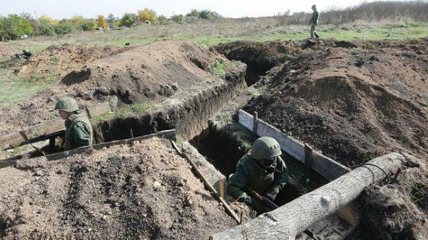 АТО на Донбассе уже давно стала похожа на позиционную войну