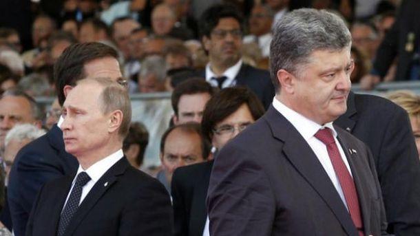 У Порошенко пока не решили, хочет ли он видеться с Путиным