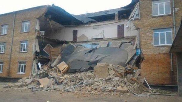 Васильківську школу відбудують загроші бюджетного резерву— Зубко