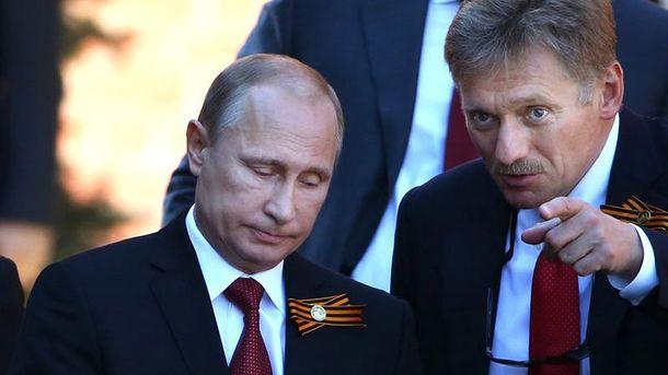 Пєсков може стати помічником Путіна