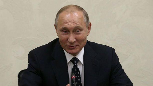 Путин заказал себе скульптуру Януковича