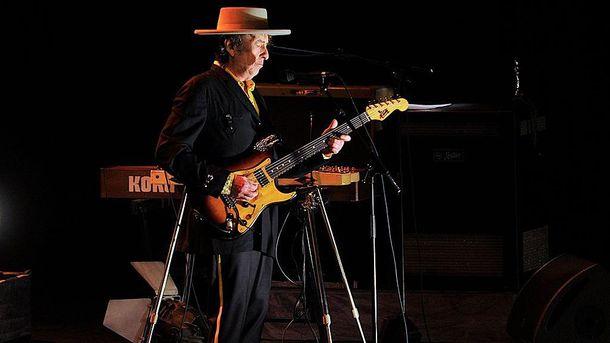 Боб Дилан выступает в Пекине