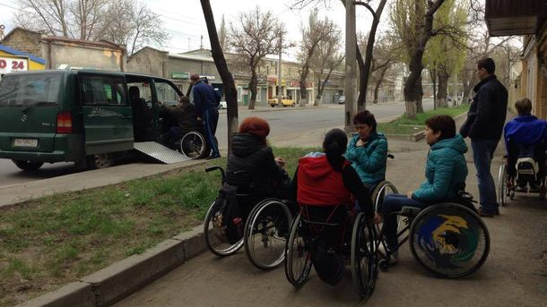 Инвалиды-переселенцы