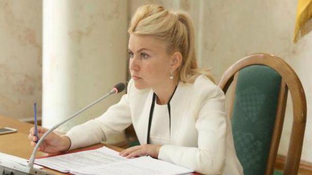 Юлія Світлична стала губернатором Харківщини