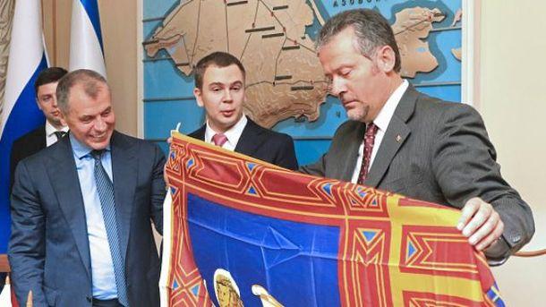 Итальянские депутаты с незаконным визитом приехали в оккупированный Крым