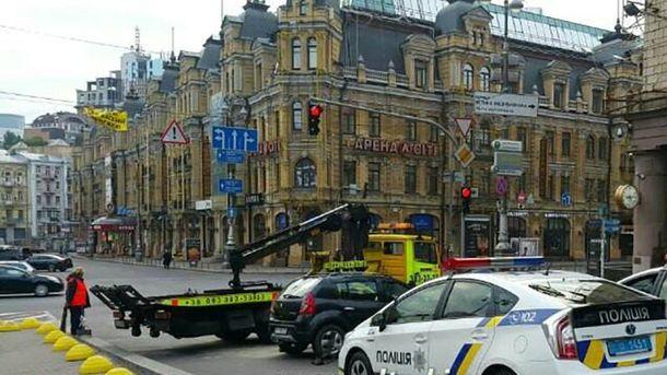 Последствия пьяной дипломатической аварии в Киеве