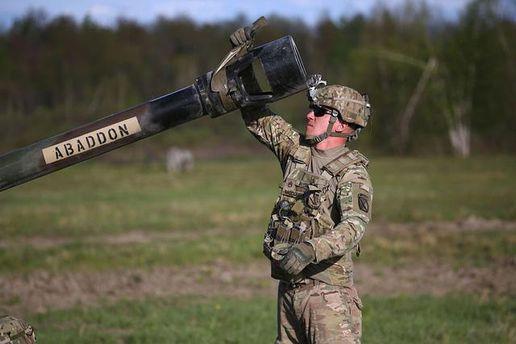 Американский военный
