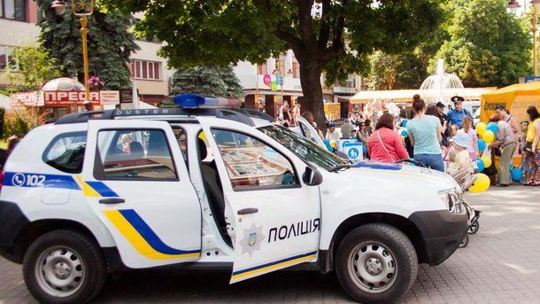 Нова патрульна поліція