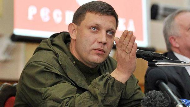Захарченко зробив голосну заяву щодо смерті Мотороли