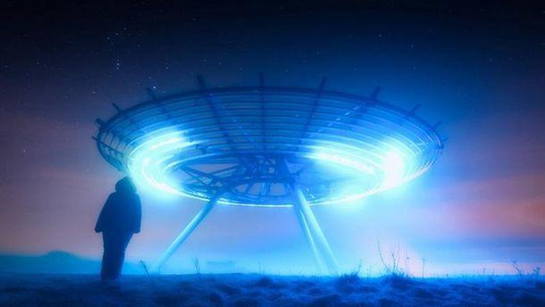 Частину людей створили НЛО
