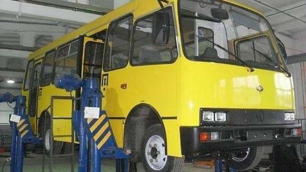 Випробували оновлений двигун  на двигунах автобусів