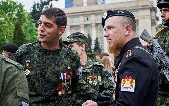 Бойовик Гіві погрожує помстою за«Моторолу»: стерти всі міста доКиєва
