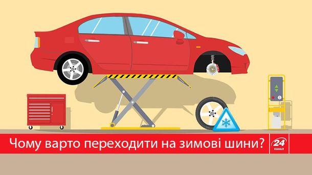 Всесезонные шины не подходят для дорог зимой