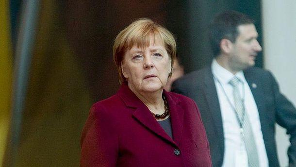 Ангела Меркель виступає за ціллісність України