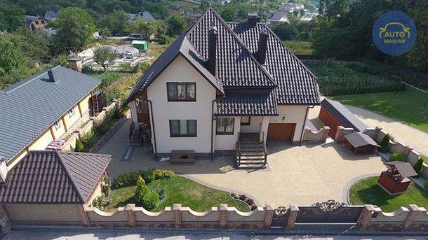 Будинок Василя Мокрицького