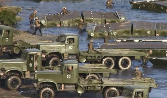 Военная операция на Днепре