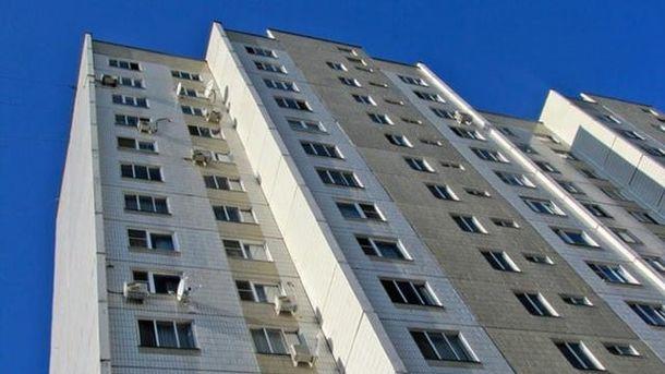 Многоэтажка в Киеве