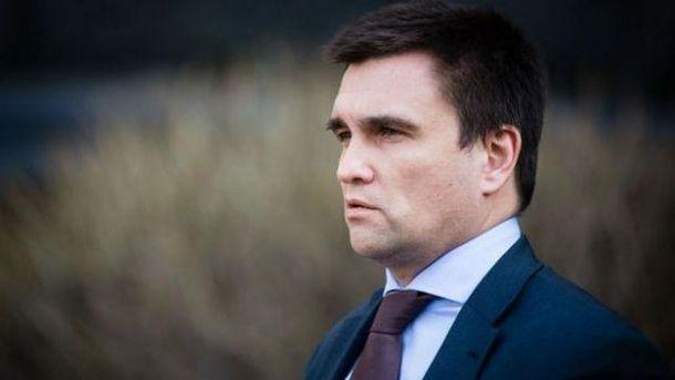 Клімкін розповів про коаліції проти Путіна