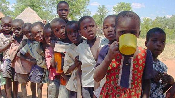Діти у Мадагаскарі