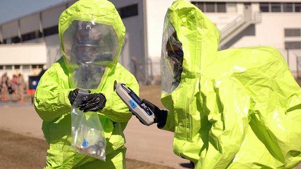 Утечка химического вещества в Атчисон