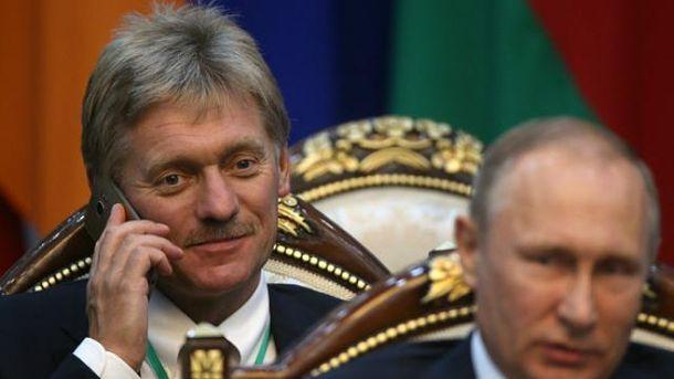 У Путіна прокоментували розміщення озброєної місії ОБСЄ на Донбасі
