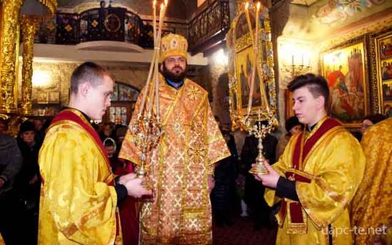 Архієпископ Тернопільський і Подільський Мстислав