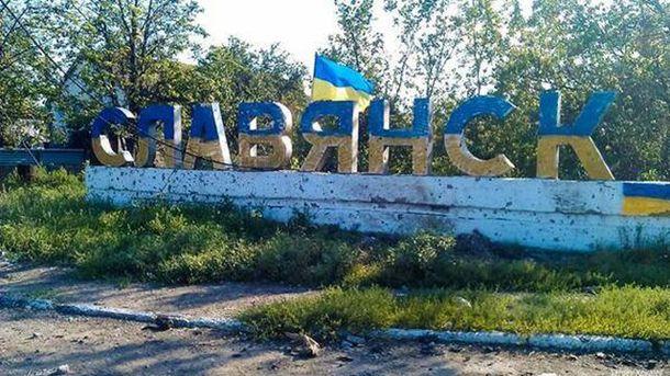 Один из боевиков участвовал в боях за Славянск против украинских сил