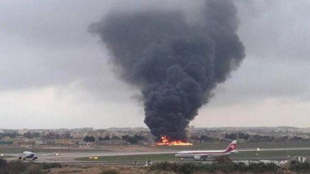 Авіакатастрофа на Мальті