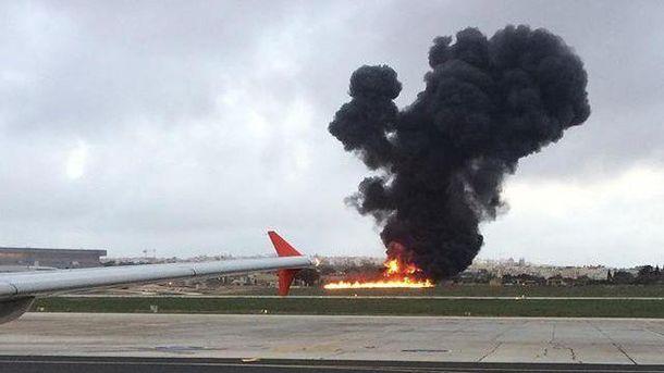 На Мальті розбився літак