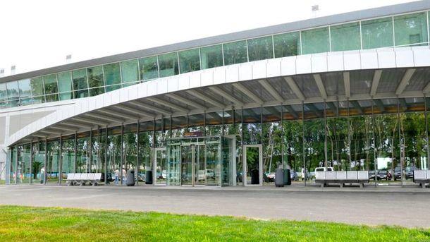 VIP-терміналі аеропорту