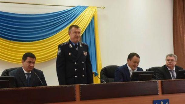 Віктор Ольховський подав у відставку