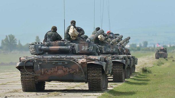Американські танки