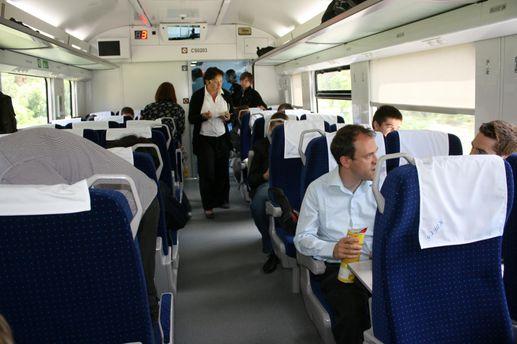 Назначены дополнительные поезда