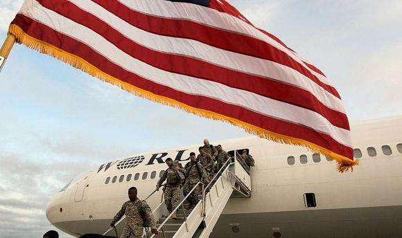 Военные США приедут в Норвегию