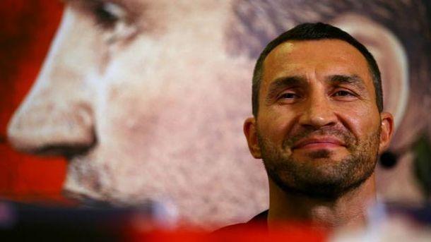 До кінця року Кличко в ринг не вийде