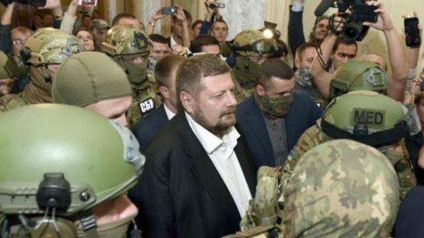 Мосийчука могут снова арестовать